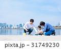 家族 お出かけ 海の写真 31749230