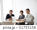 打合せ ビジネスイメージ ビジネスの写真 31755156