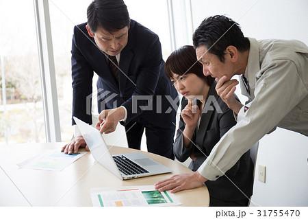 打合せ ビジネスイメージ  31755470