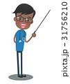 医者 説明 指示棒のイラスト 31756210