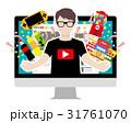ユーチューバー PC 31761070