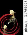 金魚 リュウキン 波紋のイラスト 31765998