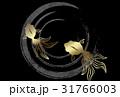 金魚 リュウキン 波紋のイラスト 31766003