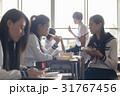 高校生 女子高生 教室の写真 31767456