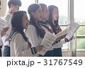 合唱の練習風景 31767549