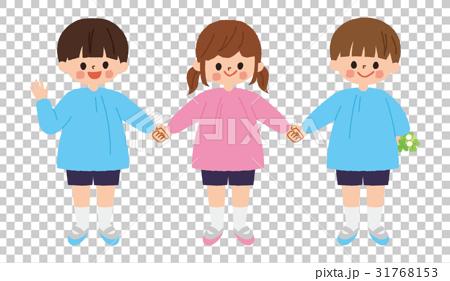 幼兒園兒童 親密 夥伴 31768153