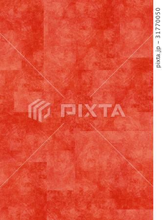 赤色の和紙【和風背景・シリーズ】 31770050