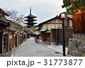 法観寺 五重塔 八坂の塔の写真 31773877
