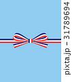 ギフト包装:フランス国旗模様のリボン 31789694