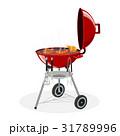 バーベキュー 調理 料理のイラスト 31789996