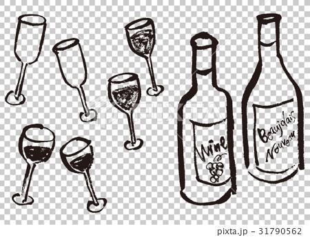 葡萄酒 红酒 酒 31790562