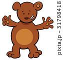 くま クマ 熊のイラスト 31798418