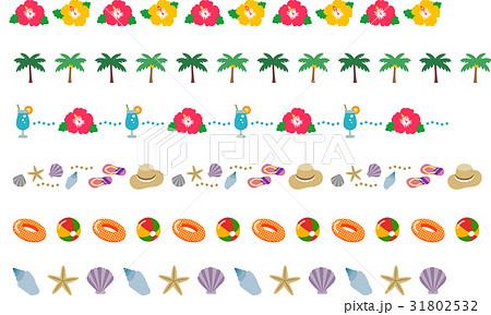 夏の飾り線 31802532