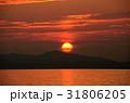 海 夕陽 日没の写真 31806205