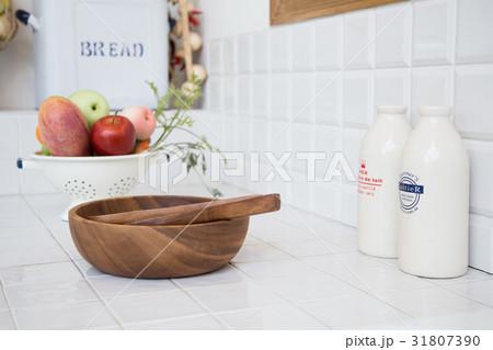 キッチンの写真素材 [31807390] - PIXTA