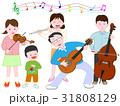 家族で演奏会 31808129