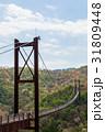 星のブランコ ほしだ園地 吊り橋の写真 31809448