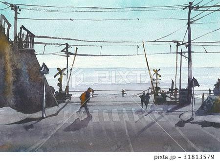 踏み切り 江ノ電 31813579