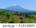 富士山 古民家 伝統的家屋の写真 31818885