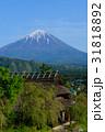 富士山 古民家 伝統的家屋の写真 31818892