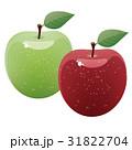 青林檎 林檎 果物のイラスト 31822704