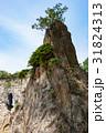 海岸 笹川流れ 天然記念物の写真 31824313