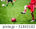 少年サッカーの練習 31843182