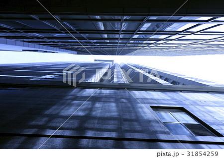 高層ビル ローアングル 明洞 31854259