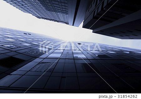 建築 高層ビル ローアングル 31854262