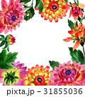 花柄 お花 フラワーのイラスト 31855036