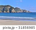 弓ヶ浜 砂浜 海岸の写真 31856985