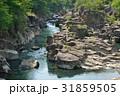 厳美渓 磐井川 渓谷の写真 31859505