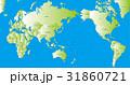 世界の国々緑名称 31860721