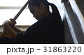 剣道ガール 悩み ポートレート 31863220