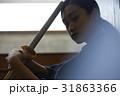 剣道ガール 悩み ポートレート 31863366