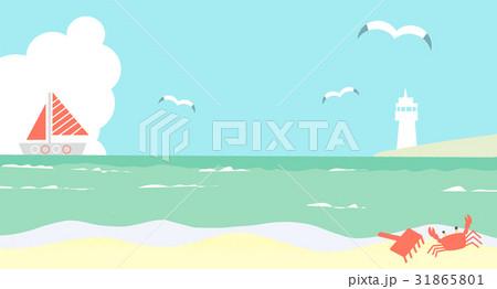 海(景色) 31865801