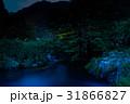 ゲンジボタルの光跡 31866827
