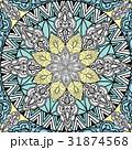 花柄 パターン 柄のイラスト 31874568