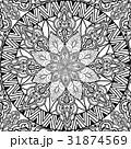 パターン 柄 模様のイラスト 31874569