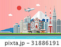 Amazing tourist attrations for traveling in Tokyo 31886191