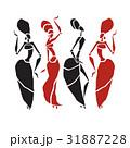 ダンス 舞う 舞踊のイラスト 31887228