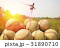 選手 ボール 玉の写真 31890710
