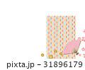 和風 背景 和のイラスト 31896179