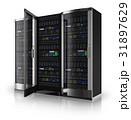 サーバー データセンター ネットワークのイラスト 31897629