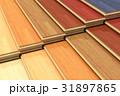 板張り 木製 木造のイラスト 31897865
