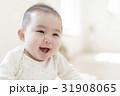人物 女の子 赤ちゃんの写真 31908065