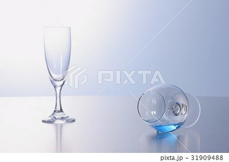 シャンパングラス 術 酒の写真素材 [31909488] - PIXTA