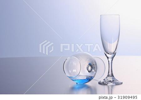 シャンパングラス 術 酒の写真素材 [31909495] - PIXTA
