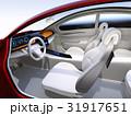 EV コンセプト 運転席のイラスト 31917651