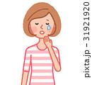泣く女性 31921920